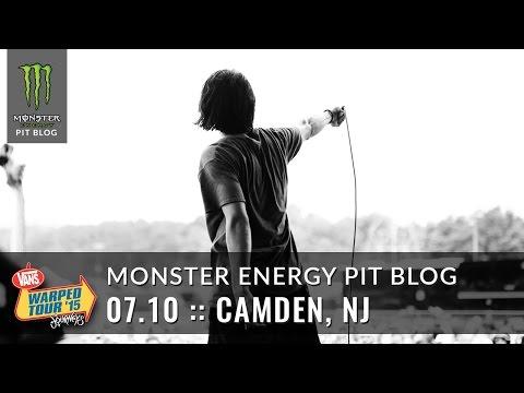 2015 Monster Energy Pit Blog: Camden