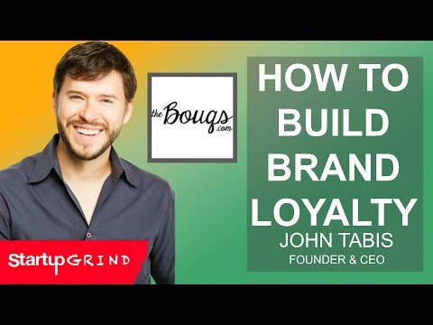 JOHN TABIS | HOW TO BUILD BRAND LOYALTY IN A COMMODITY MARKET | STARTUP GRIND SOCAL