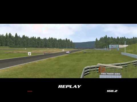 GTR2 FIA GT Racing Game   Le Mans Mod   Audi E-Tron Quattro Practice Driving |