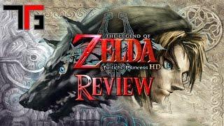 Twilight Princess HD Review (GC vs Wii vs Wii U)