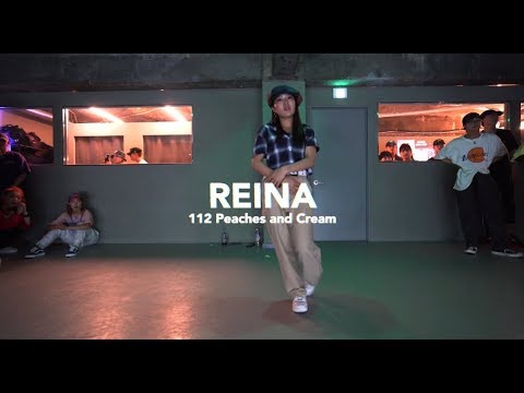 ㅣPeaches & Cream - 112  L Choreography L Reina L Class L PlayTheUrban