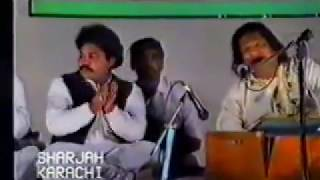 Aziz Mian qawwal daba ke chal diyay part 2