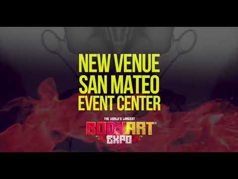 Body Art Expo San Mateo
