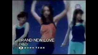 Music video for D&D's 1998 single Brand New Love. The group include...