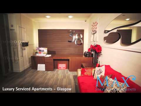 Max Serviced Apartments - Luxury Serviced Apartments Glasgow