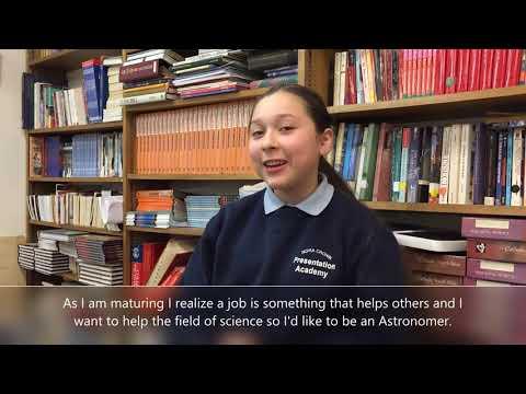 Nora Cronin Presentation Academy - Adriana