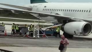 Niue Airport Activity: 7/2/14 & 14/2/14-21/2/14: [clip 3]