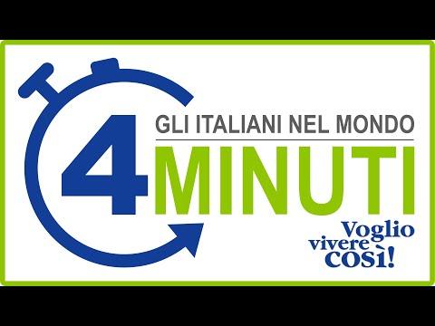 4 MINUTI  - ITALIANI NEL MONDO - Il Trailer