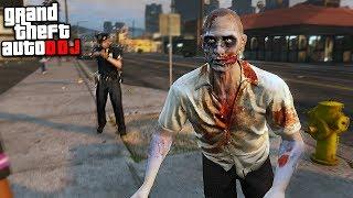 GTA 5 Roleplay - DOJ 56 - Zombie Prank