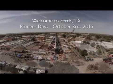 Pioneer Days 2015 - Ferris, TX
