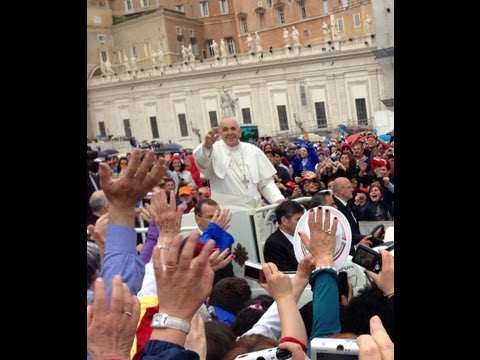 Pope Francis - St. Peter's Square, Vatican