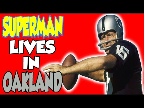George Blanda Tribute - Oakland Raiders