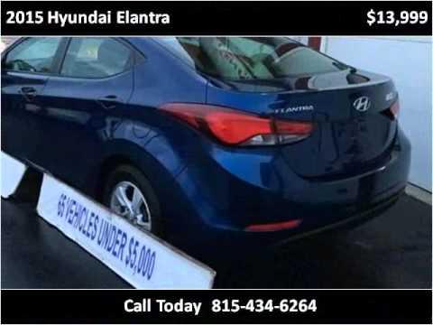 2015 hyundai elantra used cars ottawa il youtube for Ken motors ottawa il