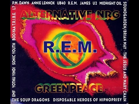 R.E.M. - Drive (Alternative NRG  version) Live