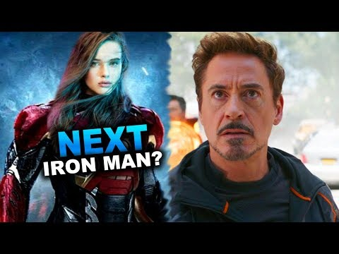 Why Tony Starks Future Daughter Changes Everything After Avengers: Endgame