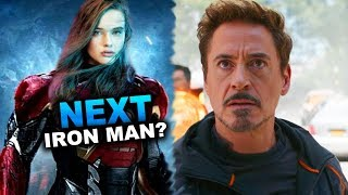Why Tony Stark's Future Daughter Changes Everything After ...