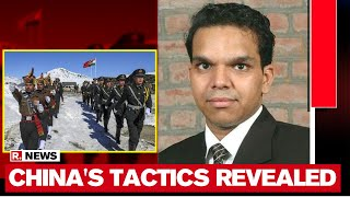 'China Reveals Tactics Of Intimidation And Deceit': Srijan Pal Singh