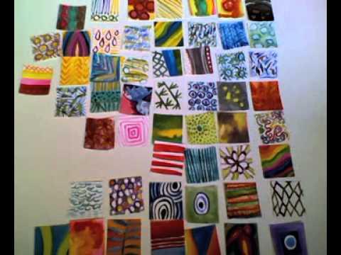 Postage stamp quilt definition