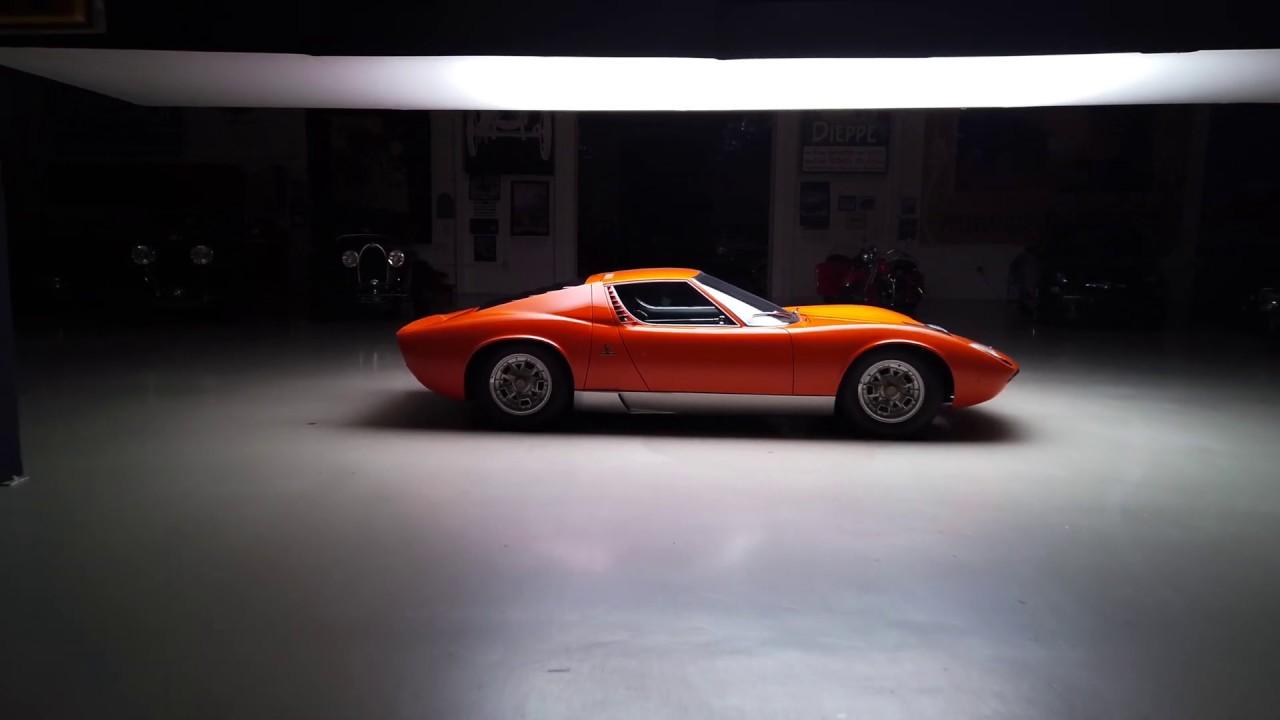 TRMNL7: Jay Leno's Lamborghini Miura