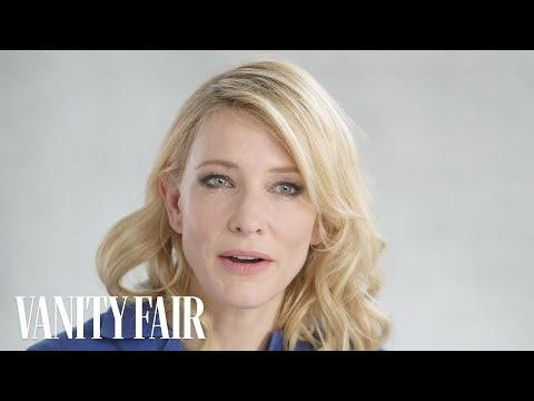 "Cate Blanchett on the Female Gaze In ""Carol"""