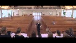 HOL Hämäläisosakunnan laulajat Valkeakosken kirkossa
