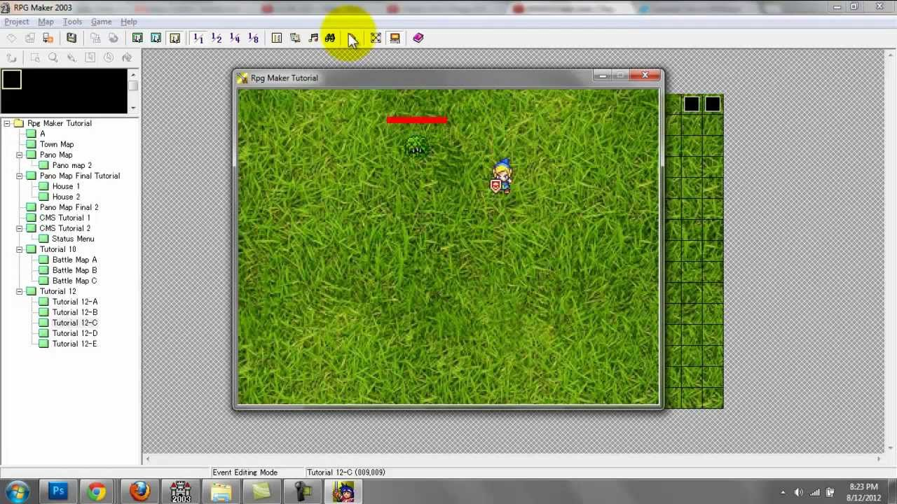 Rpgmaker Mv Action Battle System