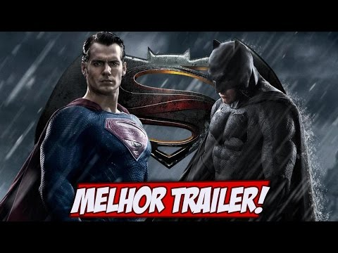 Batman Vs Superman - Trailer Final, O MELHOR