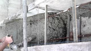 Вибратор для бетона - вибронасадка на Болгарку, на эл. дрель