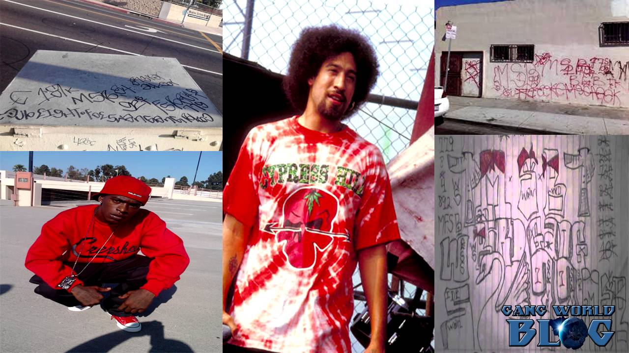 Neighborhood Family Bloods B-Real's Hood (Los Angeles) - YouTube