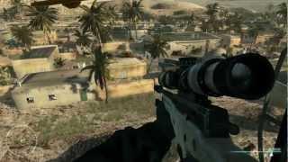 Sniper: The Manhunter first 10 mins gameplay / HD