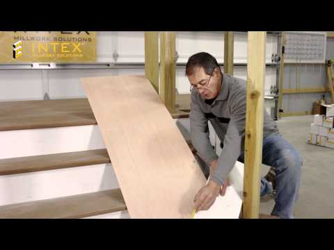 Radius Stair Templating Instruction Video