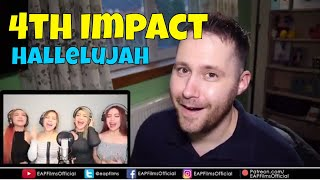 4th Impact - Hallelujah | REACTION