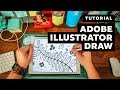 Tutorial | How to create in Adobe Illustrator Draw
