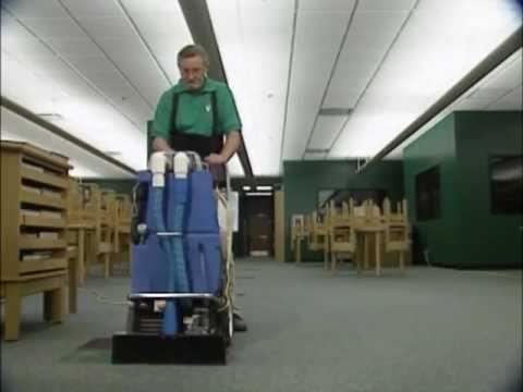 Carpet Care Maintenance