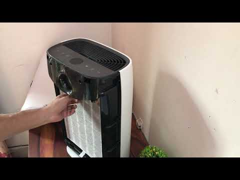 Philips Air Purifier 2887 - Review, Price, Specifications, Expectations, Best Air Purifier