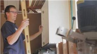Cabinets 101 : How To Install Kitchen Cabinets