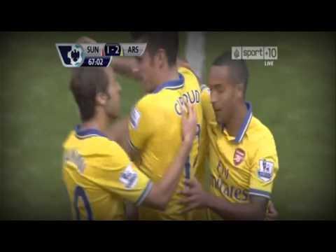 Sunderland vs Arsenal (1-3) 14/9/2013 All Goal HD