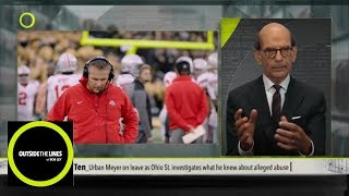 Paul Finebaum on Maryland, Ohio State scandals and what they mean for college football | OTL | ESPN