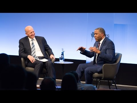 Talks at GS – Robert Smith: The Fourth Industrial Revolution ...