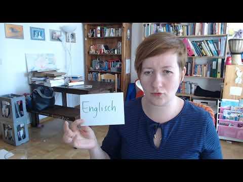 Marija spricht 5 (+ 3) Sprachen :) Polyglotte aus Lettland