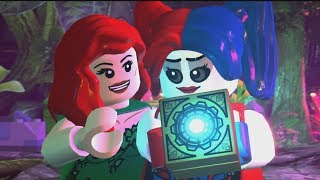 LEGO DC Super-Villiains: Gameplay Walkthrough Part 4 -