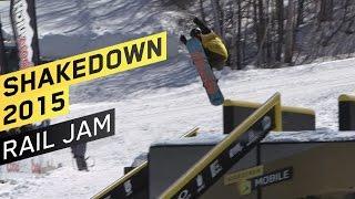 Ride Shakedown | 2015 | Rail Jam