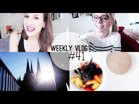 IKEA SHOPPING, KÖLN TIPPS & FINDELFLAMINGO   Weekly Vlog #41