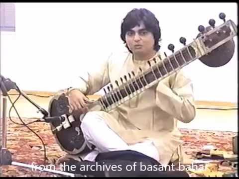 Niladri Kumar and Abhiman Kaushal Raga Jhinjhoti, Kafi and more Part 1 of 2