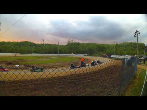 AKRA 400 Feature 05-22-16 from I 70 77 Speedway Old Washington