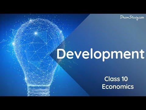 Class 10 Eco Development