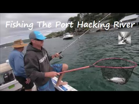 Fishing The Port Hacking River | Fishing & Cooking