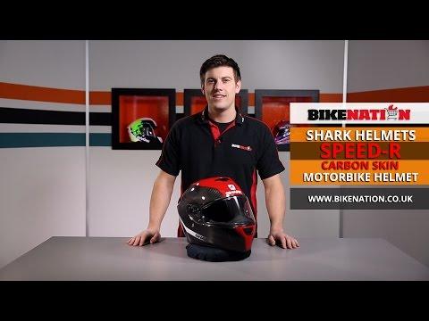 Shark Helmets - Speed-R Carbon Skin - BikeNation