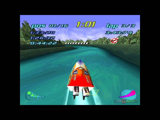 Rapid Racer - Gameplay PSX (PS One) HD 720P (Playstation classics)
