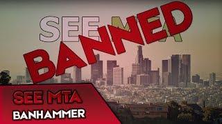 SeeMTA v3  -  BANHAMMER